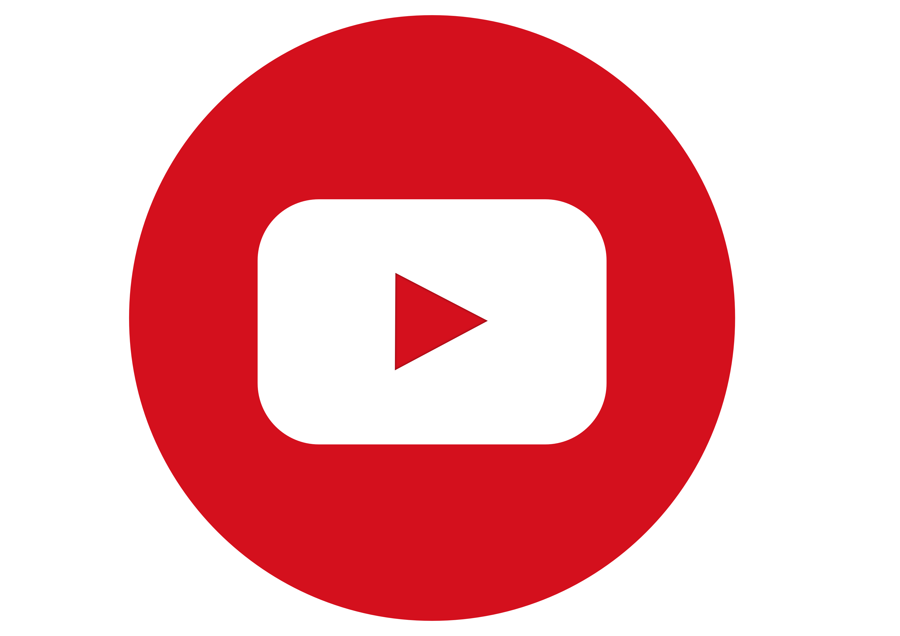 Youtube logo icon transparent #2092 - Free Transparent PNG Logos ...